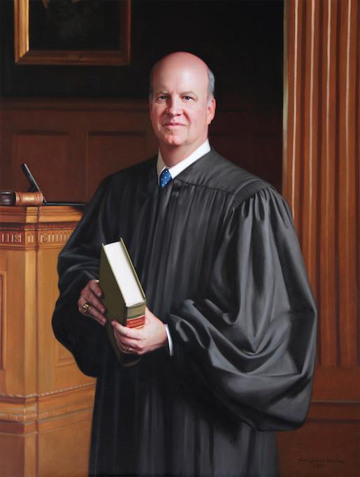 The Hon Robert J Conrad Jr Chief Judge United States